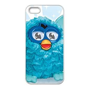 Blue lovely animal Cell Phone Case for iPhone 5S by lolosakes