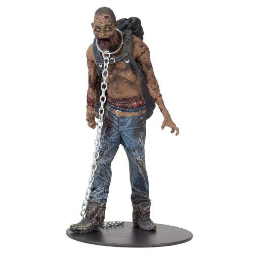 [McFarlane Toys The Walking Dead TV Series 3 Michonne's Pet Zombie 1 Action Figure] (Walking Zombie)