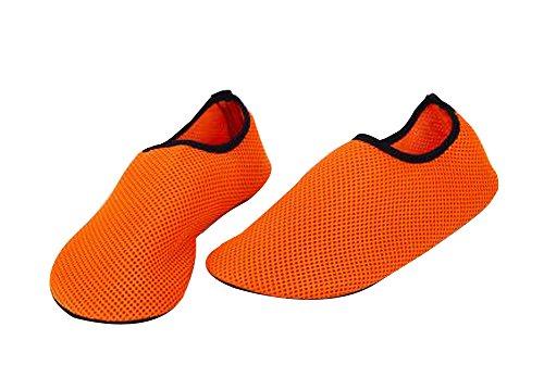 Ultralätt Hud Mjuka Skor Män Och Kvinnor Sport Sandaler Ren Färg