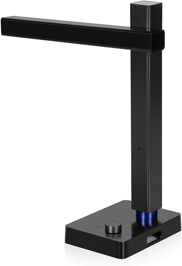 Schwarz/… CZUR Shine 800 Pro Tragbarer A4 Dokumentenscanner,8MP USB 2.0 Schnellscanner mit OCR-Funktion f/ür MacOS und Windows