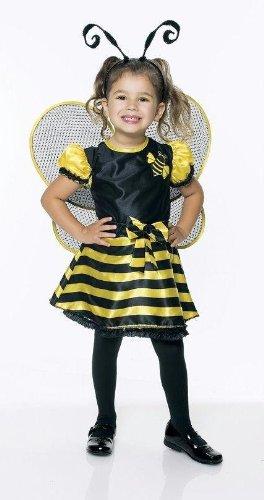 Bumble Bee Costume - Toddler Medium -