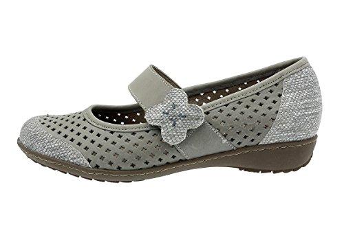 Marino 180756 Mary jane Viper Piesanto Chaussure Mink Engraving Confort vEv6nq7wx