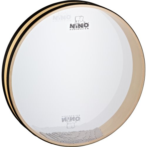 NINO Sea Drum 14-Inch Synthetic Head Natural by Nino Percussion