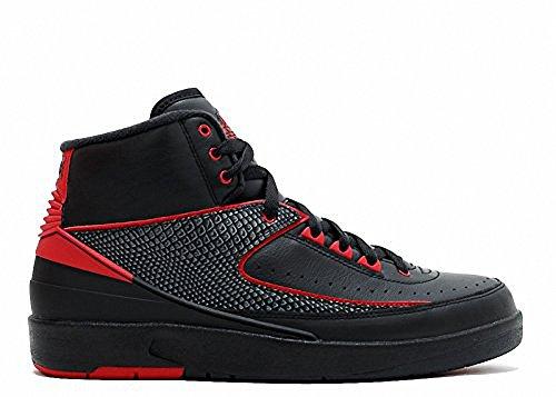ピーク雪だるまを作るメロドラマティック(ナイキ) Nike Air Jordan 2 Retro Alternate 87 834274-001 (並行輸入品)
