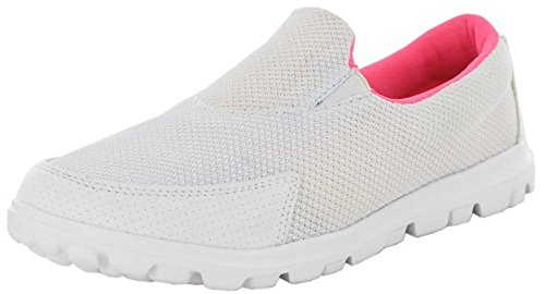 Dek Women's Go Walking Get Fit Trainers Sport Shoes Athletic Walk Shoes Sport Gym Wei