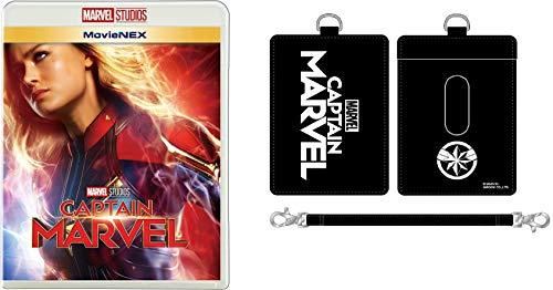 (2019年7月3日 발매예정 - 예약주문) 【Amazon.co.jp 한정】 캡틴 마블 MovieNEX (원래 경로 케이스 포함) [블루 레이 + DVD + 디지털 복사 + MovieNEX 월드] [Blu-ray]