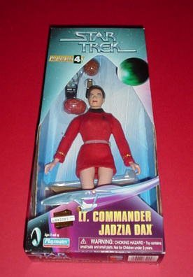 Star Series Collector Trek (Star Trek Collectors' Series Edition: Lt. Commander Jadzia Dax, 9