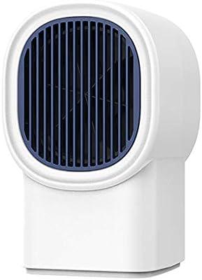 dewdropy Mini Ventilador, 220V 400W Pequeña Máquina De Calefacción ...