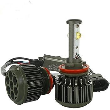 Amazon Com Raych High Power V16 Cree Led Headlight Bulbs