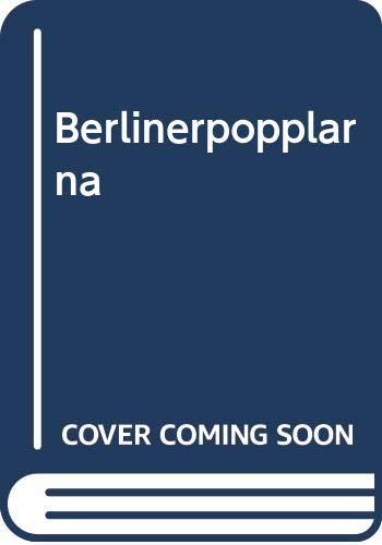 Berlinerpopplarna Anne B. Ragde