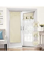 LORDTEX Door Blackout Curtains
