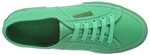 Total S000010 Adulto Sneakers 2750 Green Classic Verde Superga Unisex A03 Intense Cotu q8nw4pxp7T