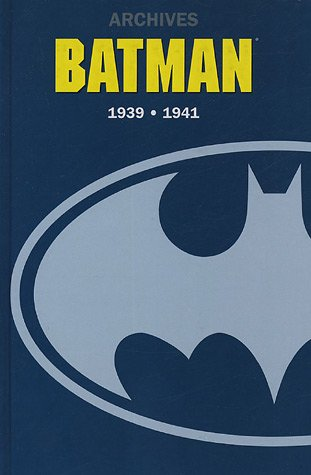 debut batman comics