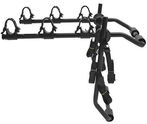 Ez Bike Rack (Ez Schlep Deluxe 3-Bike Trunk Mount Rack)