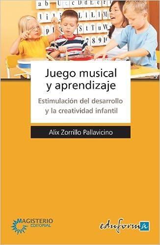 Libro juego musical y aprendizaje