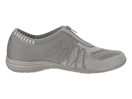 Skechers Sport Damen Einheit Transcend Fashion Sneaker Grau