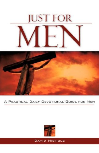 Price comparison product image Just for Men: A Practical Daily Devotional Guide for Men