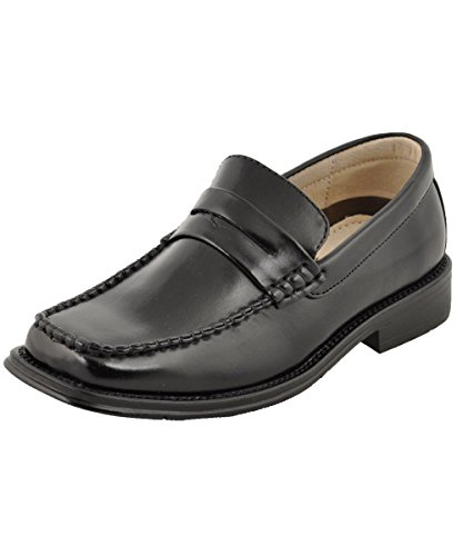 Boys Penny Loafers - 5