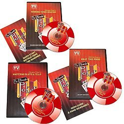 Ultimate Poker Company Championship Poker DVD Collection - 3 DVD - Collection Poker Ultimate Dvd
