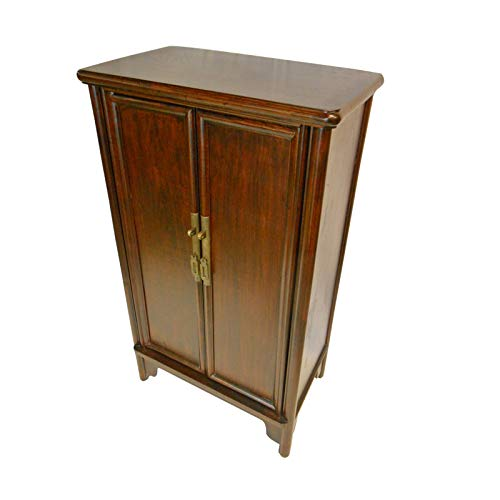 Chinese Ming Style Splayed Cabinet ()