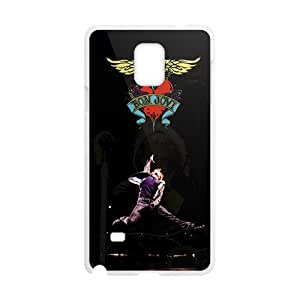 Happy bon jovi because we can Phone Case for Samsung Galaxy Note4
