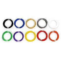 Anviker 10x3 Meters 1.75mm Pcl Filament(10 Colors)