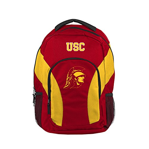 Officially Licensed NCAA USC Trojans Draftday Backpack