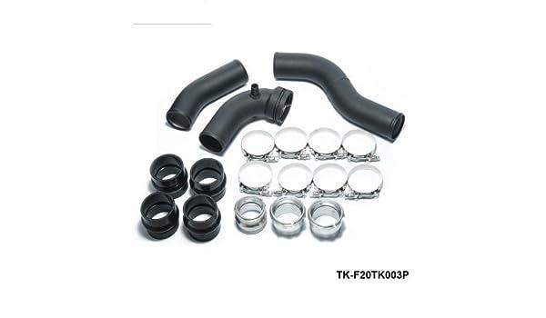 Turbo Boost a carga de aire fresco Tubo Juego para BMW F20 F21 F30 F34 F35 F36 F25 TK de f20tk003p: Amazon.es: Coche y moto