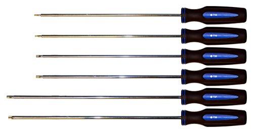 Cal-Van Tools 912 Extra Long Torx Screwdriver Set