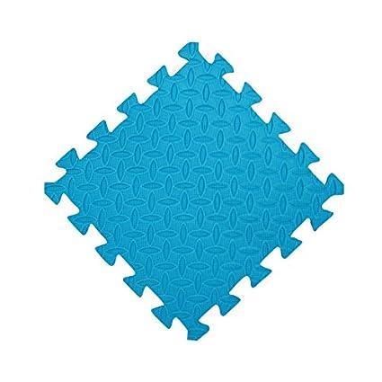 4 pcs Cojín de Espuma de EVA,Manta Puzzle Goma Espumapara ...