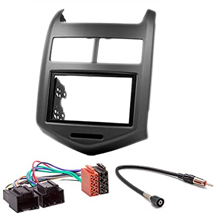 CARAV 11-181-6-14 Radioblende Car 2-DIN in Dash installation