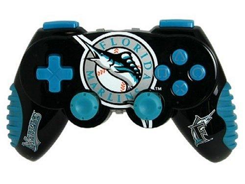 Playstation 2 MLB Florida Marlins Pad Controller ()