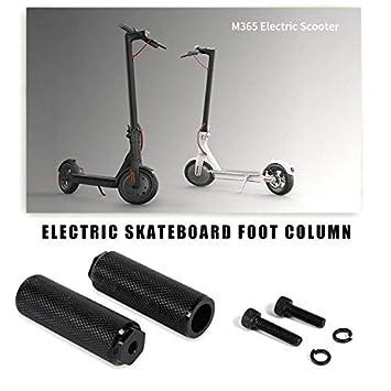 Amazon.com: VDV - 1 par de reposapiés trasero para scooter ...