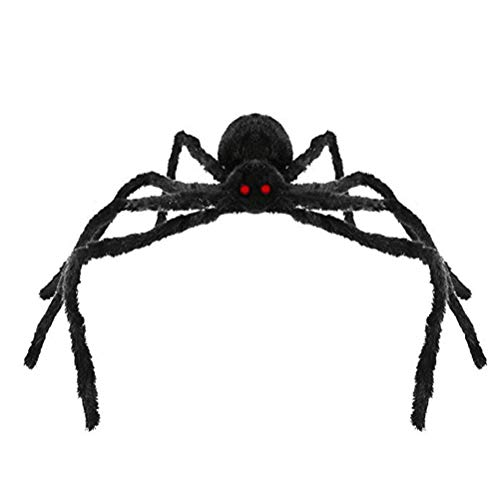 (5.7 FT Halloween Decorations Giant Spider Outdoor Large Spider 68)