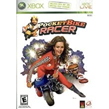 Burger King XBOX Pocket Bike Racer Game