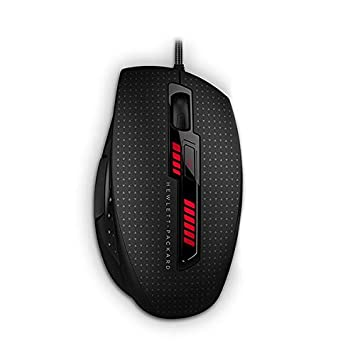 HP OMEN X9000 Wired 8200DPI 6-Button Gaming Mouse With Elite