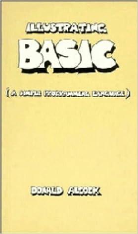 Illustrating BASIC
