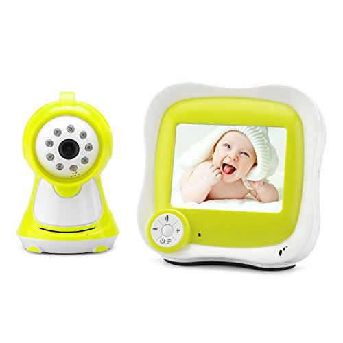 13-Inch-CMOS-Wireless-Baby-Monitor-380TVL-35-Inch-LCD-Screen-2-Way-Audio-Temperature-Readings-Music-Player