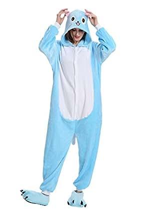 XMiniLife Happy Sleepsuit Pajamas Onesie Cosplay Costume (95#(height 110-120cm))