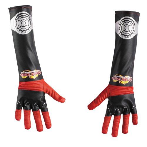 Kamen Rider Black Costume (Kamen Rider Dragon Knight Gloves Child Size One Size)