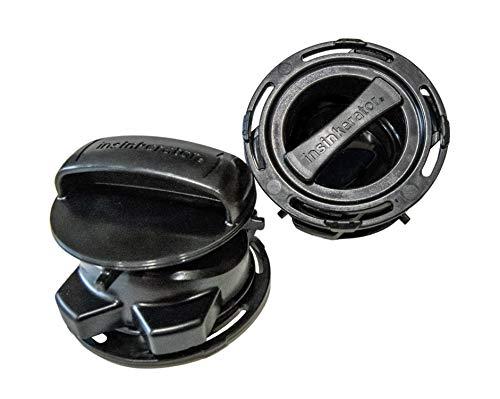 essie Insinkerator 75257 Magnetic Stopper (2-pack)