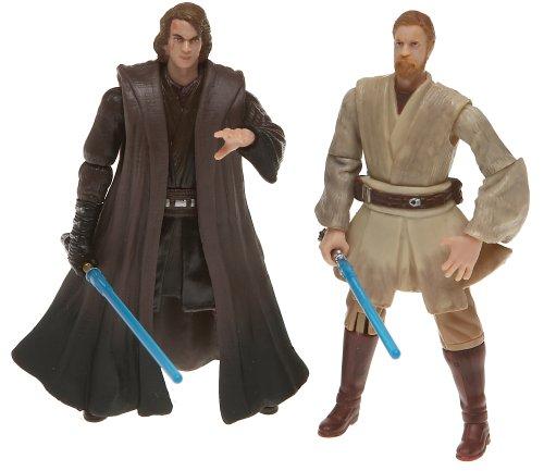 Amazon.com: Star Wars Electronic Lightsaber prima 2-Pack de ...