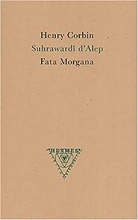 Suhrawardi d'alep par Henry Corbin