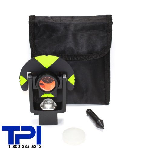 LEICA STYLE MINI PEANUT PRISM FOR TOTAL STATION