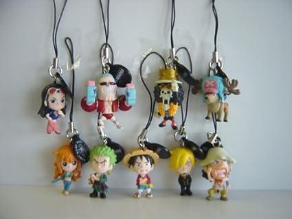 Amazon Com Pirate Full Nine Onepiece 05 Nine Piece Log Memories All Nine 1 Tony Tony Chopper Sanji 2 3 Toys Games