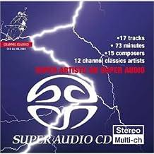 Super Artists on Super Audio - Vol.1. Various Artists (SACD)
