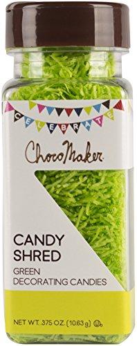 - ChocoMaker 9151CMC R Candy Shred .375oz, Green