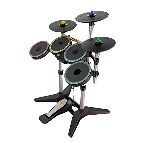 Rock Band 4 Wireless Pro-Drum Kit for PlayStation 4 (Rock Band 4 Vs Rock Band Rivals)