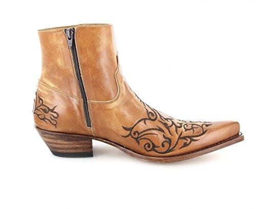 adulte bottines Sendra mixte 7216 cowboy Boots Sienne Bottes et q0x1UPHq
