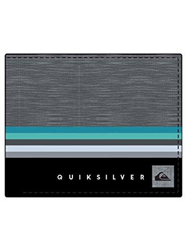 Quiksilver Men's Freshness Wallet, Black, M